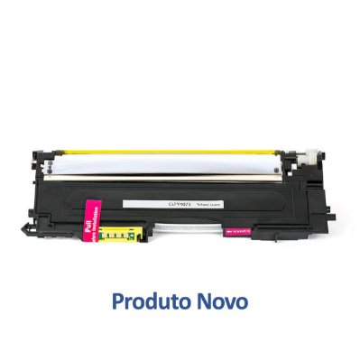 Toner Samsung CLP-325 | CLP-325W | Y407S Amarelo Compatível