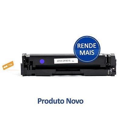 Toner HP M277dw | CF401X | 201X LaserJet Pro Ciano Compatível para 2.300 páginas