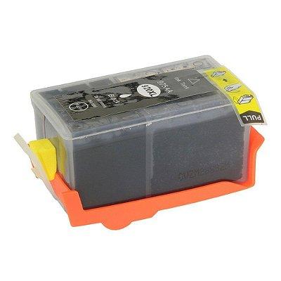 Cartucho para HP 6000   HP 6500A Plus   HP 920XL Preto Compatível 50ml