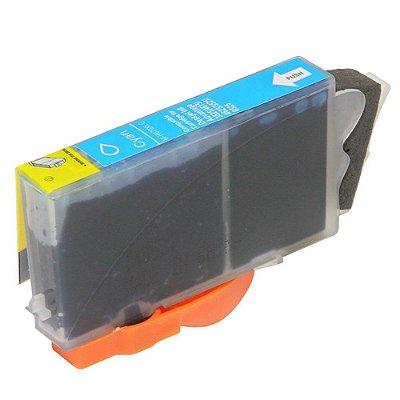 Cartucho para HP 4625 | CZ118AB | HP 670XL Ciano Compatível 13ml
