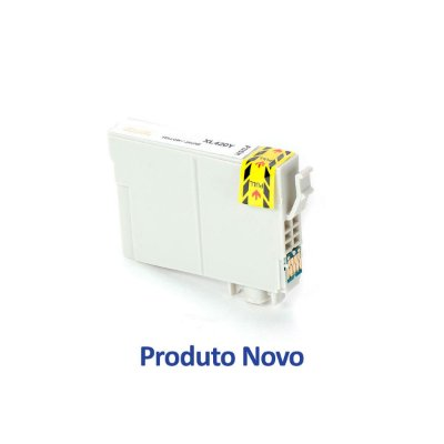 Cartucho Epson TX125 | TX135 | T25 | T133220 | 133 Stylus Ciano Compatível 9ml