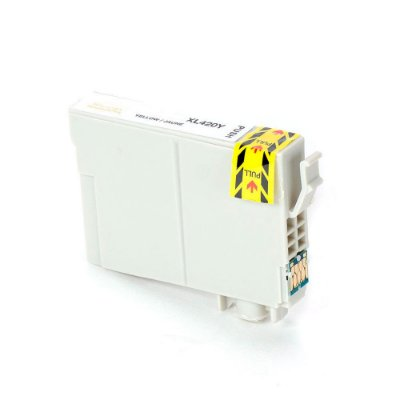 Cartucho para Epson TX600FW | 103 | T103420 Amarelo Compatível
