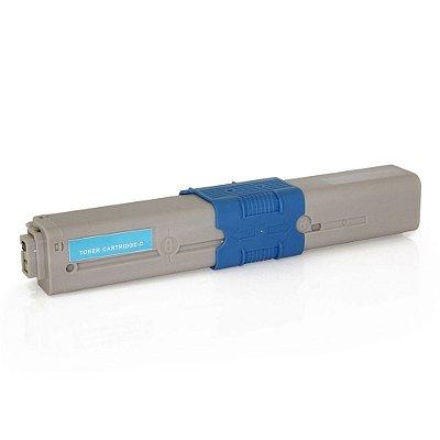 Toner para Okidata C330dn | MC362w | MC562w | 44469703 Ciano Compatível