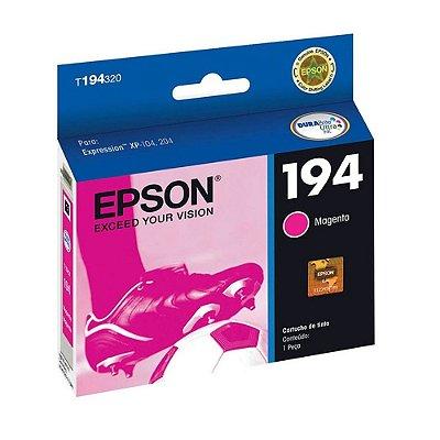 Cartucho Epson XP-211 | XP-214 | T194320 Magenta Original