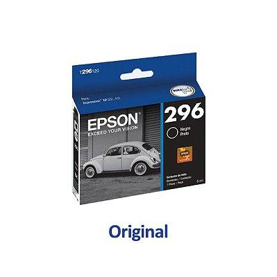 Cartucho Epson XP-231 | XP-431 | T296120 Preto Original
