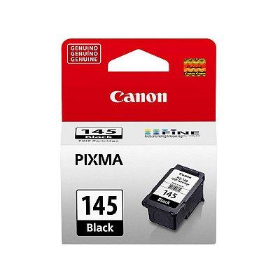 Cartucho Canon MG2410 Pixma | MG2510 | PG-145 Preto Original