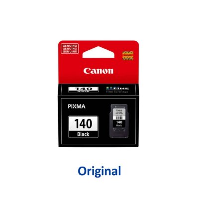 Cartucho Canon MG3510 Pixma | MG3210 | PG-140 Preto Original