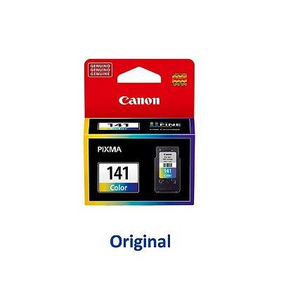 Cartucho Canon MG3610 | MG3210 | CL-141 Colorido Original