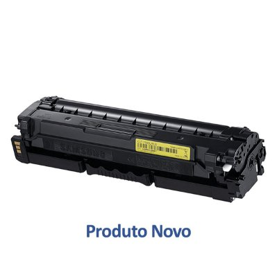 Toner Samsung C3010DW   C3060FR   CLT-Y503L Amarelo Compatível