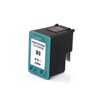 Cartucho HP 93 | C3180 | C4180 Photosmart Colorido Compatível 12ml