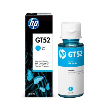 Tinta HP Ink Tank 415 | M0H54AL | GT52 Ciano Original 70ml