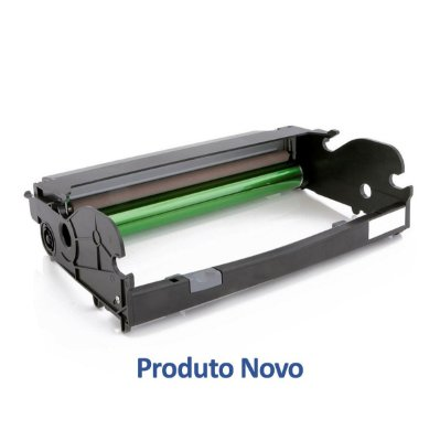 Kit Fotocondutor Lexmark X204n | X204 | X203H22G Compatível para 25.000 páginas