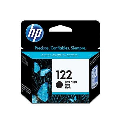 Cartucho HP 2540 | HP 122 | CH561HB | HP 122 Deskjet Preto Original 2ml