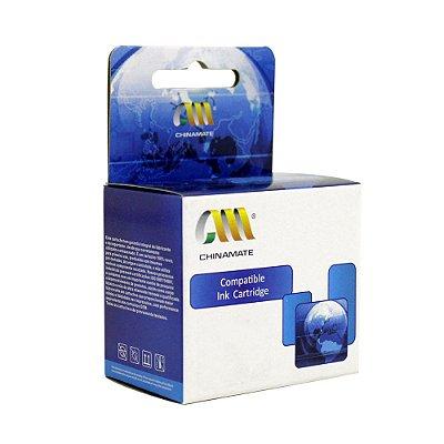 Cartucho HP D1660 | HP 60XL | CC641WB | HP 60 DeskJet Preto Compatível 13ml