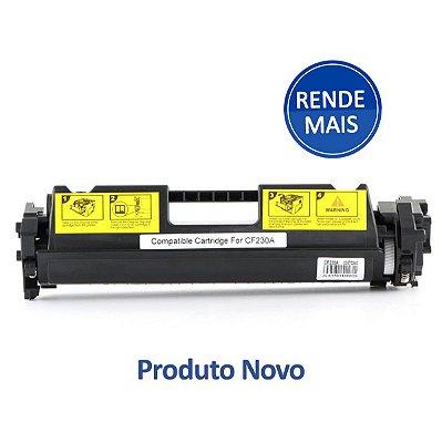 Toner HP M203DW | CF230X LaserJet Pro Compatível para 3.500 páginas