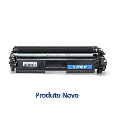Toner HP 17A LaserJet Pro | HP CF217A Preto Compatível para 1.600 páginas