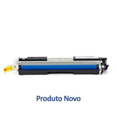 Toner HP M275 | CE311A | 126A Topshot Laserjet Pro Ciano Compativel para 1.000 páginas