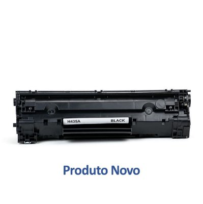 Toner HP P1005 | 1005 | CB435A Laserjet Preto Compatível para 2.000 páginas
