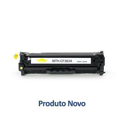 Toner HP Pro 400 | 312A | CF382A LaserJet Amarelo Compatível para 2.700 páginas