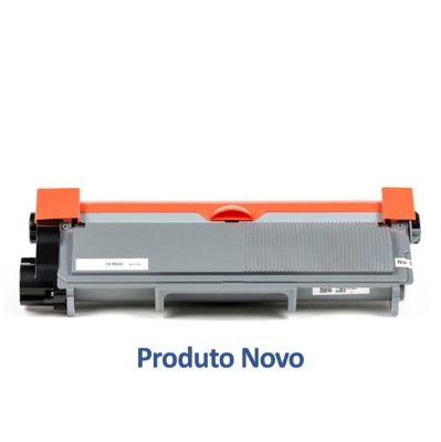 Toner Brother TN-2370 | Brother TN2370 Preto Compatível para 2.600 páginas