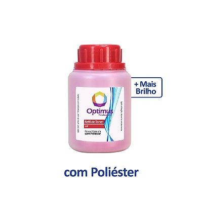 Refil de Pó para Toner Samsung 404S | CLT-M404S Xpress Magenta Optimus 50g