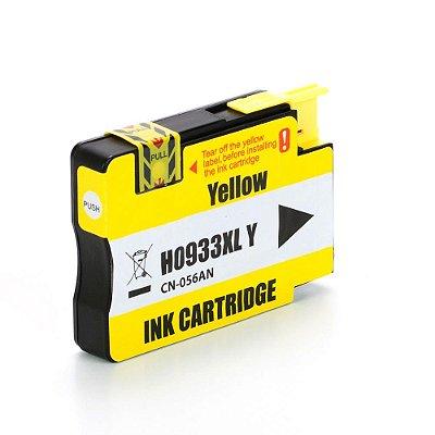Cartucho HP 7612 OfficeJet | HP 933 | HP 933XL Amarelo Compatível