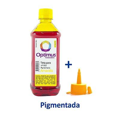 Tinta HP 933XL | HP 933 OfficeJet Amarela Pigmentada 500ml