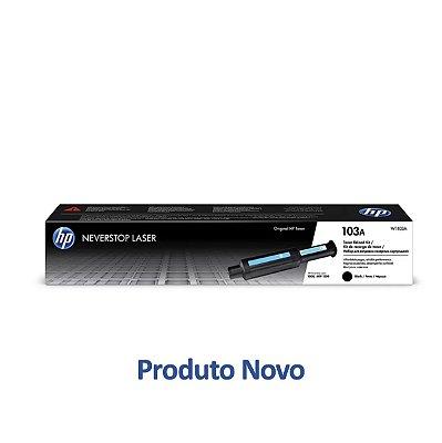 Kit de Recarga de Toner HP 103A | W1103A | 103A Preto Neverstop Laser Original