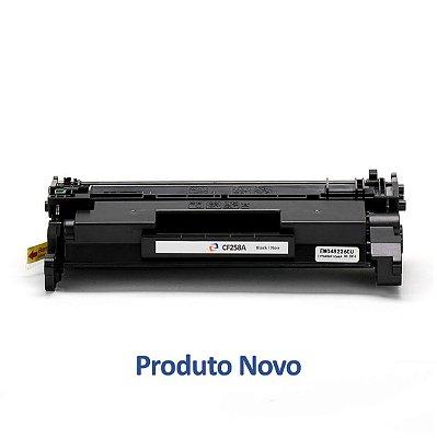 Toner HP M404 | M404dn | M404dw | M404 | CF258A | 58A LaserJet Compatível