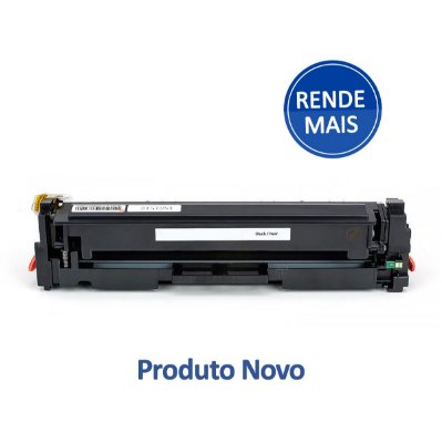 Toner HP M254dw | M254 | CF500X | 202X Preto Compatível para 3.200 páginas
