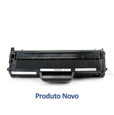 Toner Samsung MLT-D101S Preto Compatível para 1.500 páginas