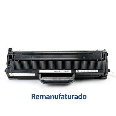 Toner Samsung MLT-D101S Preto Remanufaturado