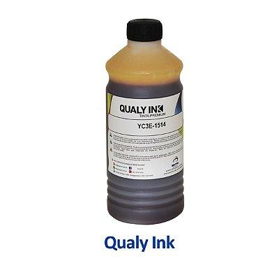 Tinta Epson L6191 EcoTank | T504420 | 504 | L6191 Qualy Ink Amarela 1 litro