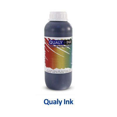 Tinta Epson L4160 EcoTank | T504120 | 504 | L4160 Qualy Ink Preta 1 litro