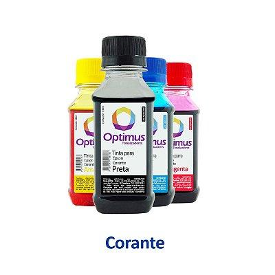 Kit de Tinta Epson L3160 | 544 EcoTank Optimus Corante Preta + Coloridas 100ml