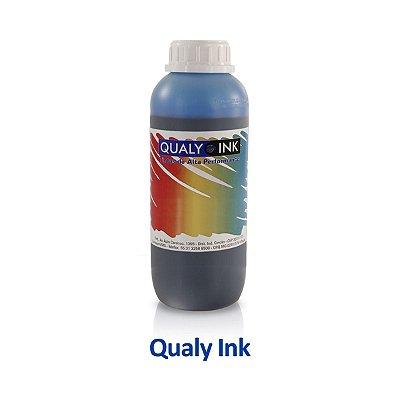 Tinta Epson L495 | T664220 | 664 EcoTank Qualy Ink Pigmentada Ciano 1 litro