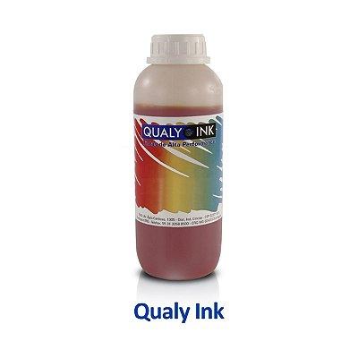 Tinta Epson L495 | T664420 | 664 EcoTank Qualy Ink Pigmentada Amarela 1 litro
