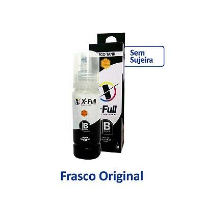 Tinta Epson L3150 | T544120 | 544 EcoTank X-Full Corante Preta 70ml