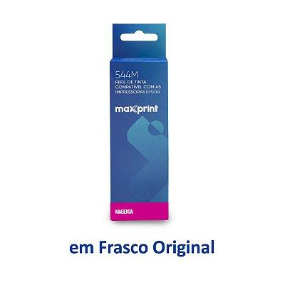 Tinta Epson L3160 EcoTank | T544320 | 544 | L3160 Maxprint Magenta 70ml