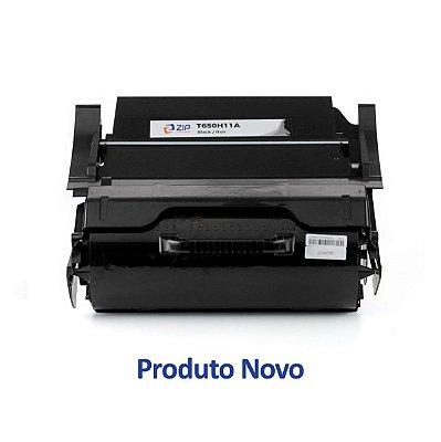 Toner Lexmark T650H11L | T650 Preto Compatível para 25.000 páginas