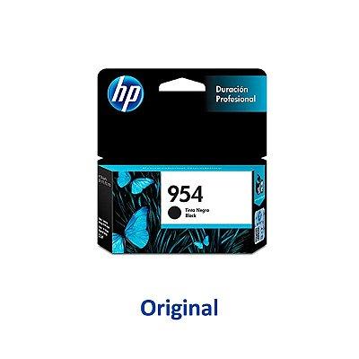 Cartucho HP 7720 | L0S59AB | 954 Officejet Pro Preto Original 23,5ml