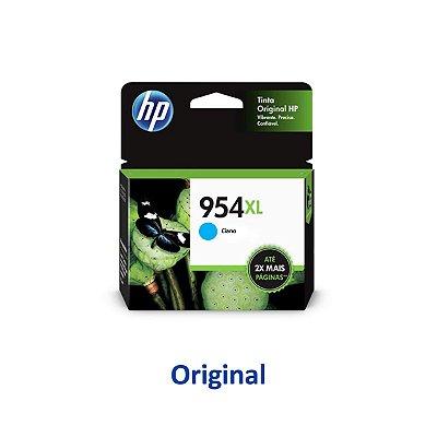 Cartucho HP 954XL   L0S62AB   HP 954XL Officejet Pro Ciano Original 20ml