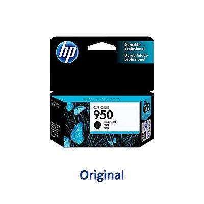 Cartucho HP 8620 | 8100 | HP 950 | CN049AB Officejet Preto Original 24ml