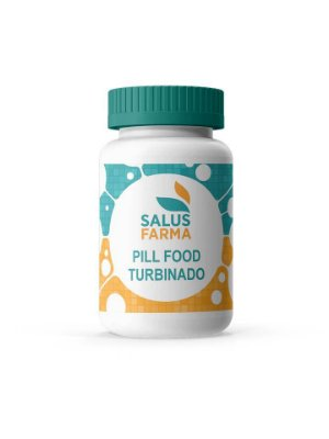 PILL FOOD TURBINADO 60 DOSES