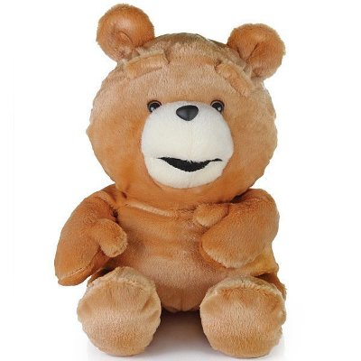 Ursinho Ted - com compartimento secreto (Acompanha Prótese) - (AE-LP020)