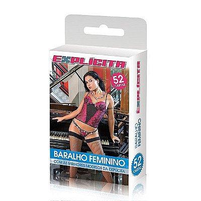 Baralho Feminino - Explicita Vídeo (AE-KS010)