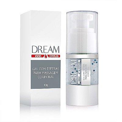 Dream Excitante 1000 graus - Gel para Massagem com Esferas - 19g (AE-CO120)