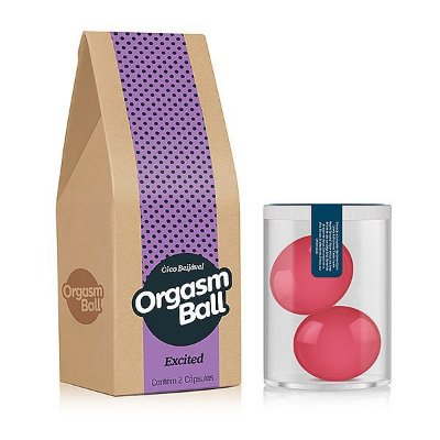 Orgasm Ball - Excited (AE-CO301)