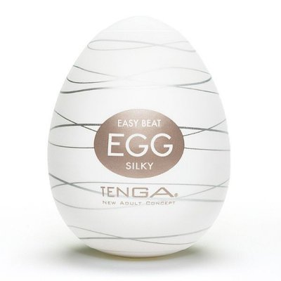 Masturbador Tenga Egg - Silky (AE-EVA833)