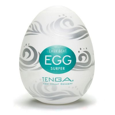 Masturbador Tenga Egg - Surfer (AE-TEN11)